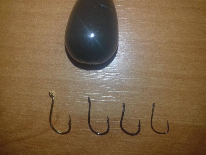 Выираем правильные крючки для карася мега рыбак