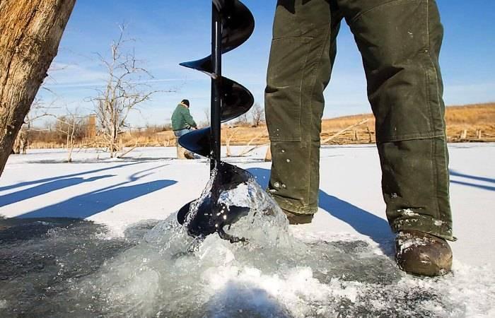 Как выбрать бур для зимней рыбалки: отзывы + видео