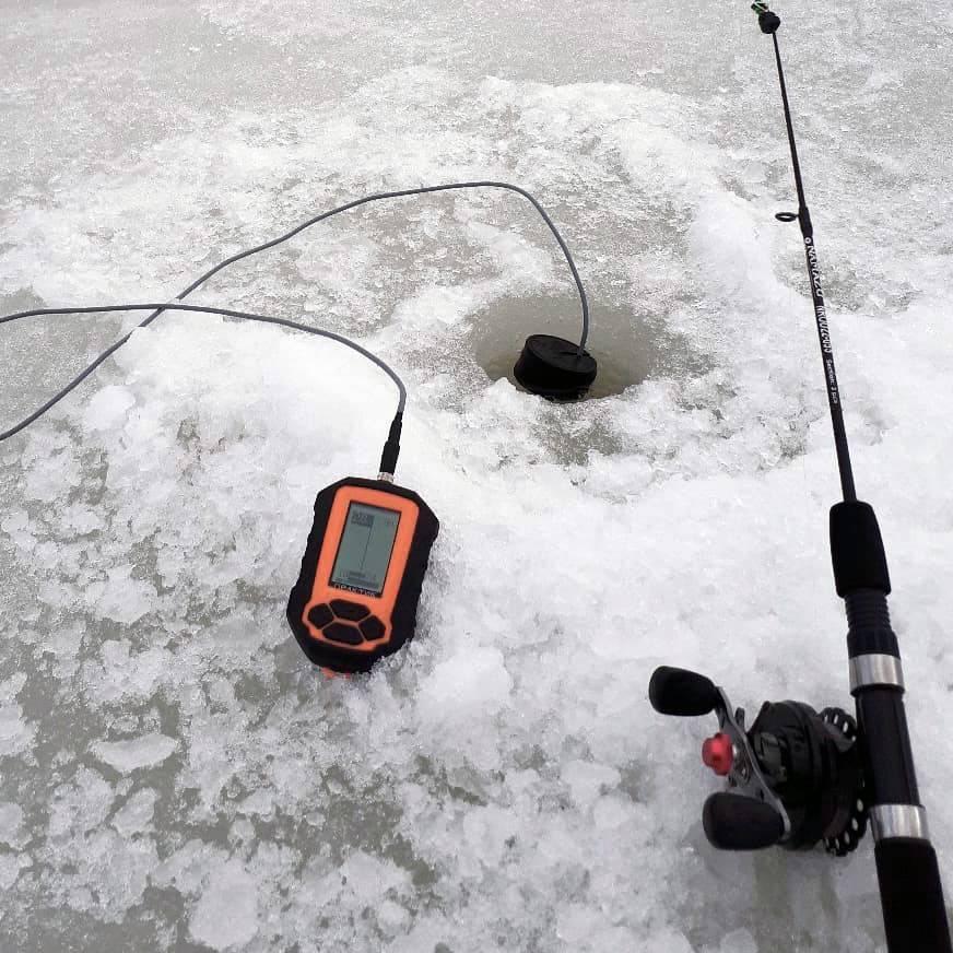 Эхолот для зимней рыбалки: какой выбрать, принцип работы