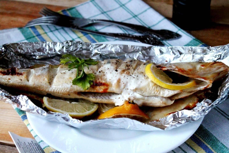 Судак запеченный в духовке - быстро и вкусно. рецепты приготовления судака