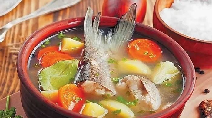 Рыбный суп из горбуши – пошаговый рецепт приготовления