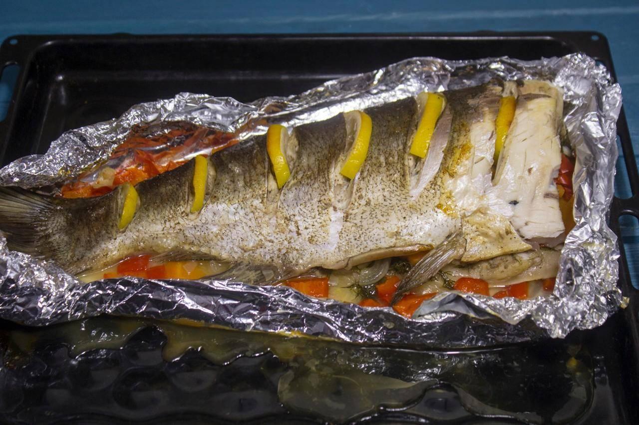 Как вкусно приготовить толстолобика в духовке - 9 пошаговых фото в рецепте
