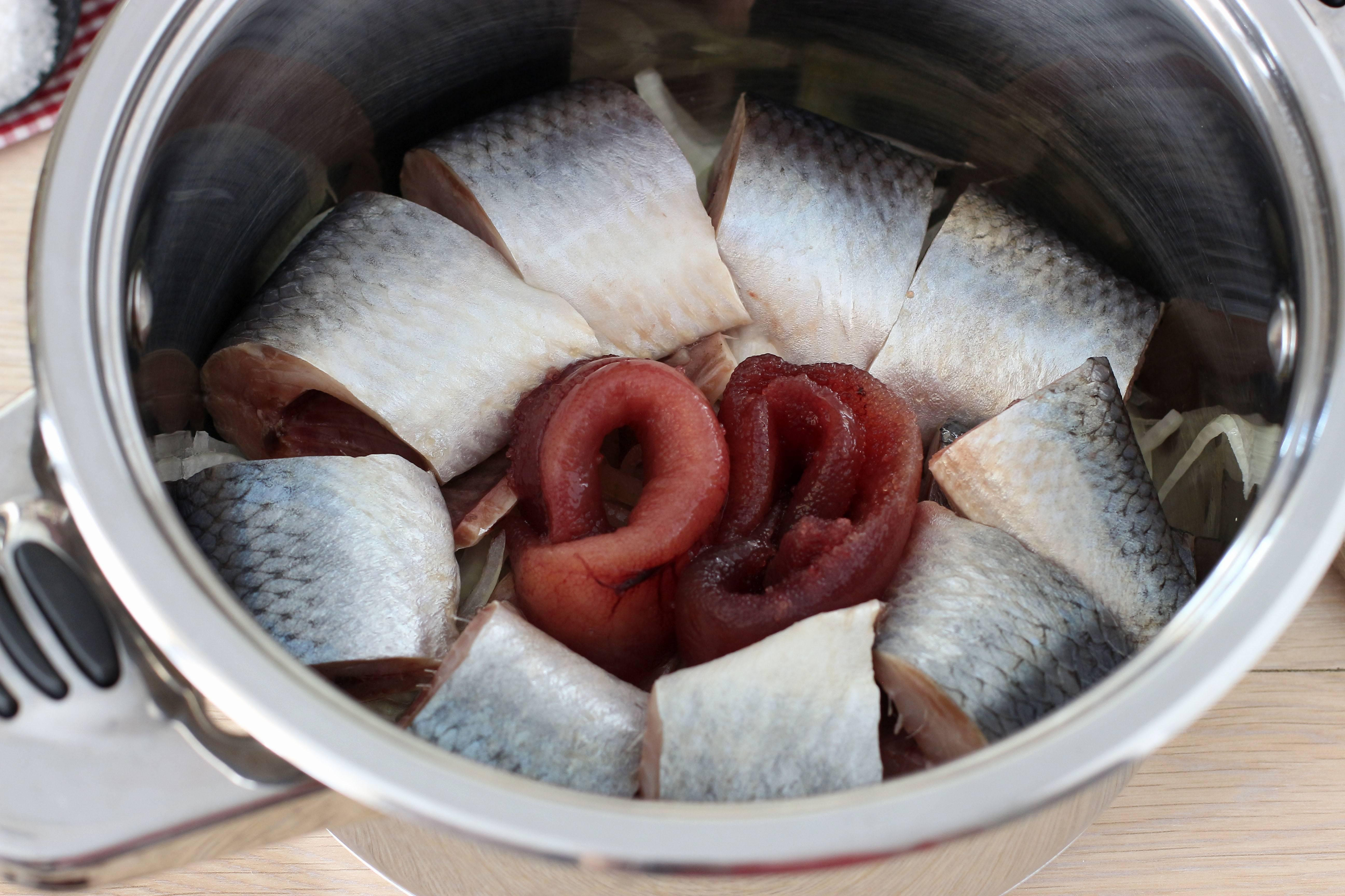Селедка слабосоленая в домашних условиях рецепт с фото пошагово - 1000.menu