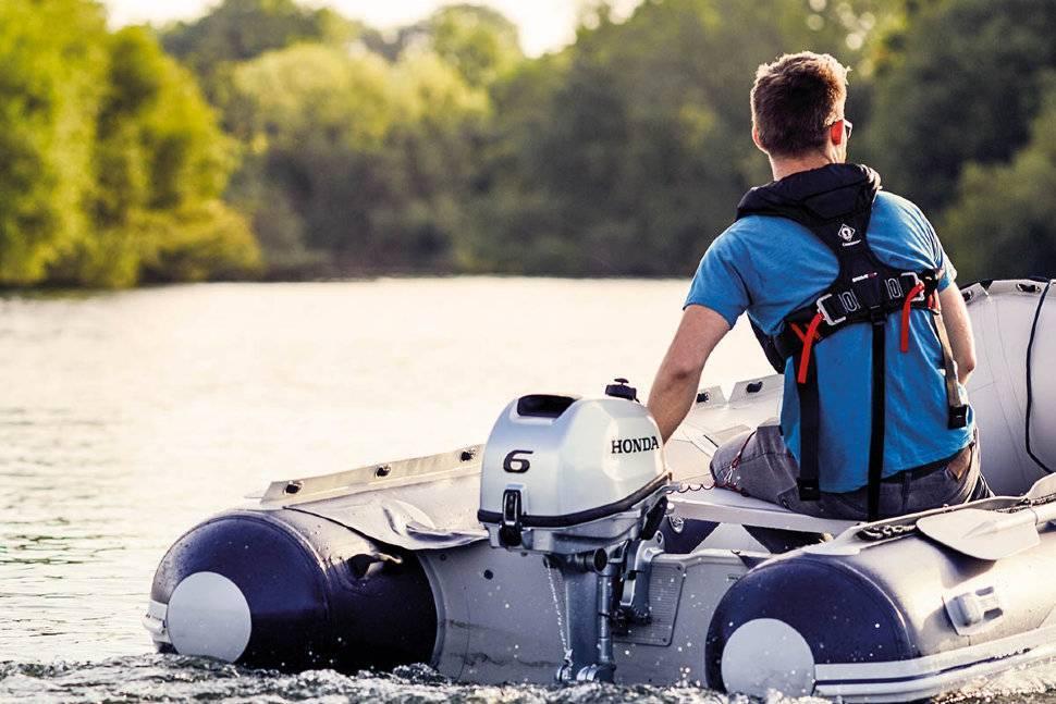 4-х тактные лодочные моторы 9,8 и 9,9 л.с., сравнительный тест