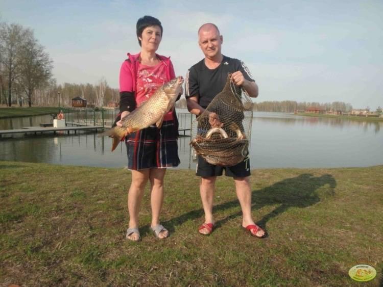 Рыболовные базы в волоколамском районе