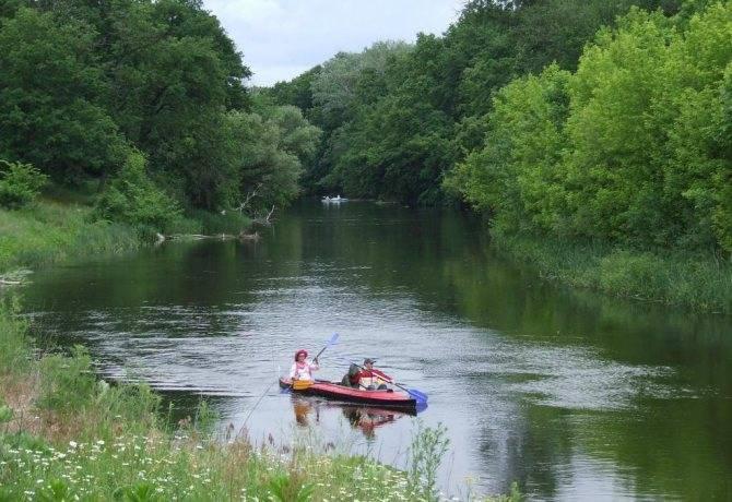 Северский донец река - всё о рыбалке на водоеме, для рыбаков города белая калитва.