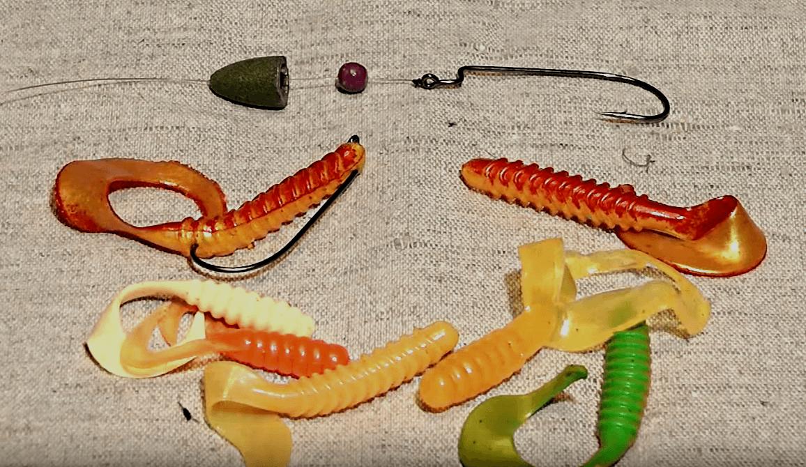 Ловля окуня на силиконовые джиг приманки (виброхвосты, рачки, твистеры): лучшая резина на окуня, оснастка, подача и проводка