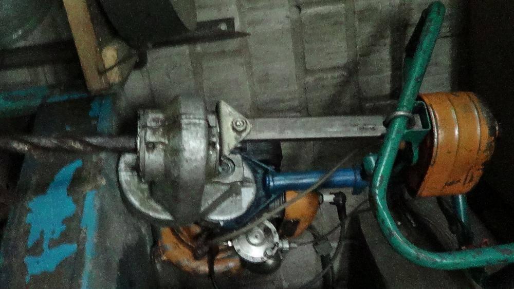 Ледобур своими руками: как сделать из бензопилы и стартера?