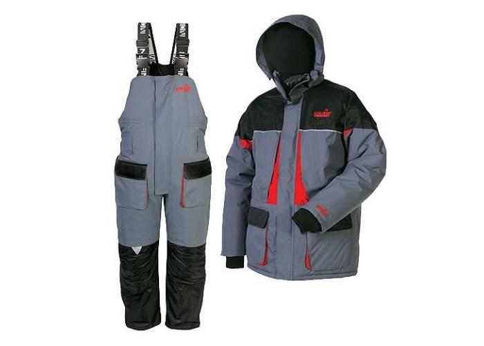 Зимний костюм для рыбалки - советы по выбору, фирмы, отзывы