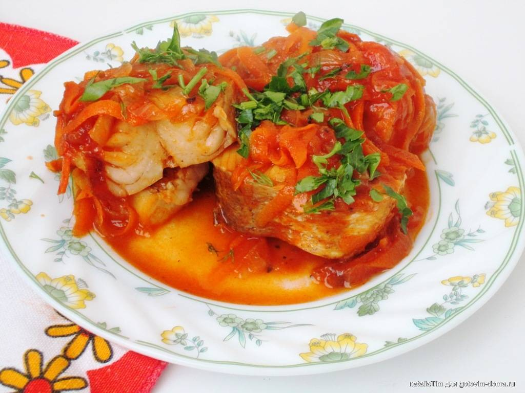 Красноглазка (рыба) - рецепт