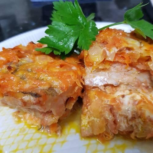 Рыба под маринадом с морковью и луком: 7 классических рецептов