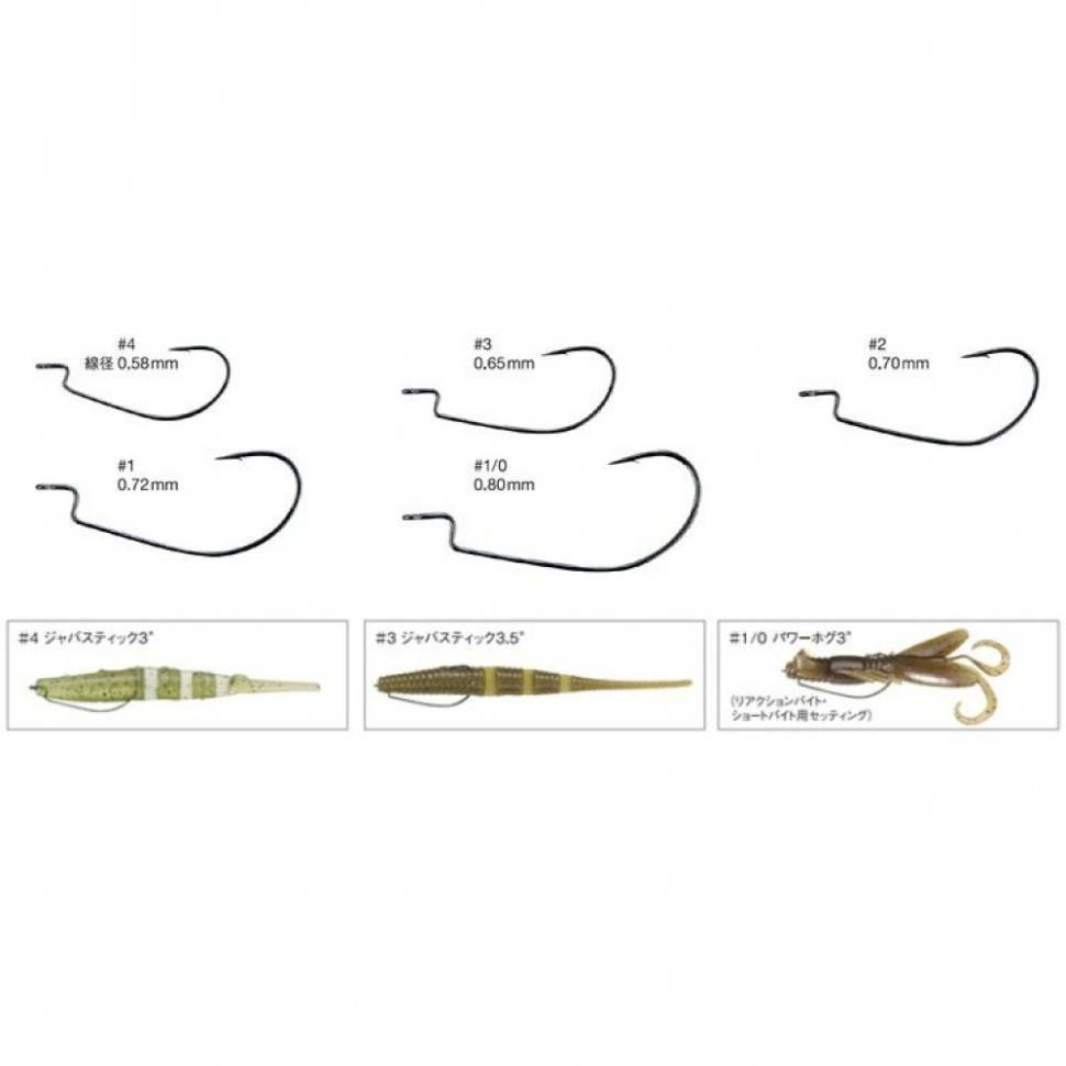 Офсетный крючок (35 фото): что это такое? размеры в сантиметрах и нумерация в таблице. как привязать крючок для рыбалки на отводной поводок?