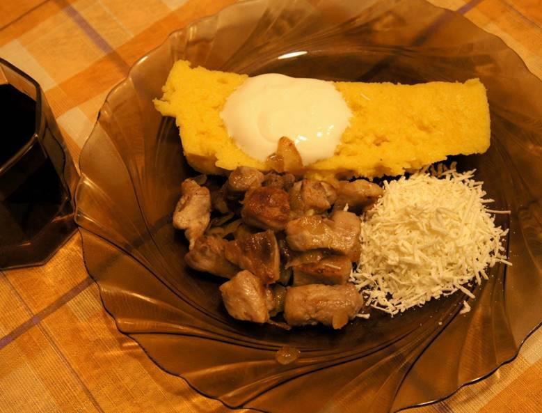 Мамалыга из кукурузной муки — самый правильный рецепт для рыбалки - читайте на сatcher.fish