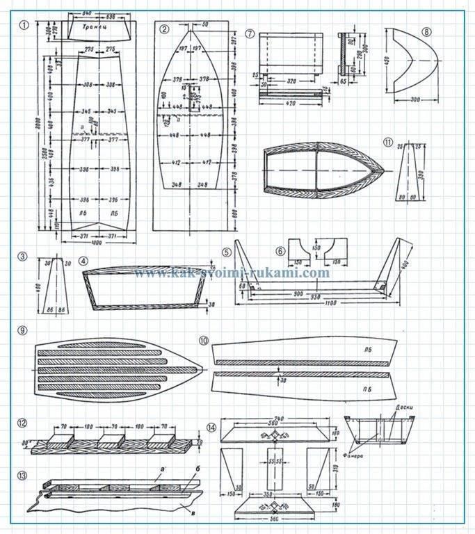 Самодельные лодки из фанеры: чертежи, своими руками, под мотор, для рыбалки, разборные, фото, нужно ли регистрировать