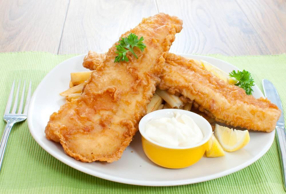 Филе рыбы в кляре — 7 пошаговых рецептов приготовления