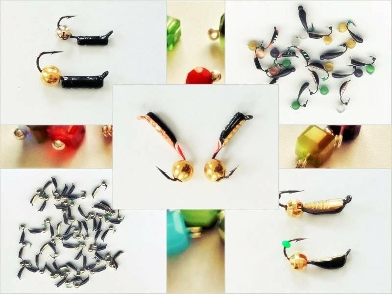 Мормышка «гвоздешарик» — особенности, делаем своими руками