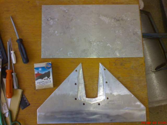 Гидрокрыло для подвесного лодочного мотора - видео