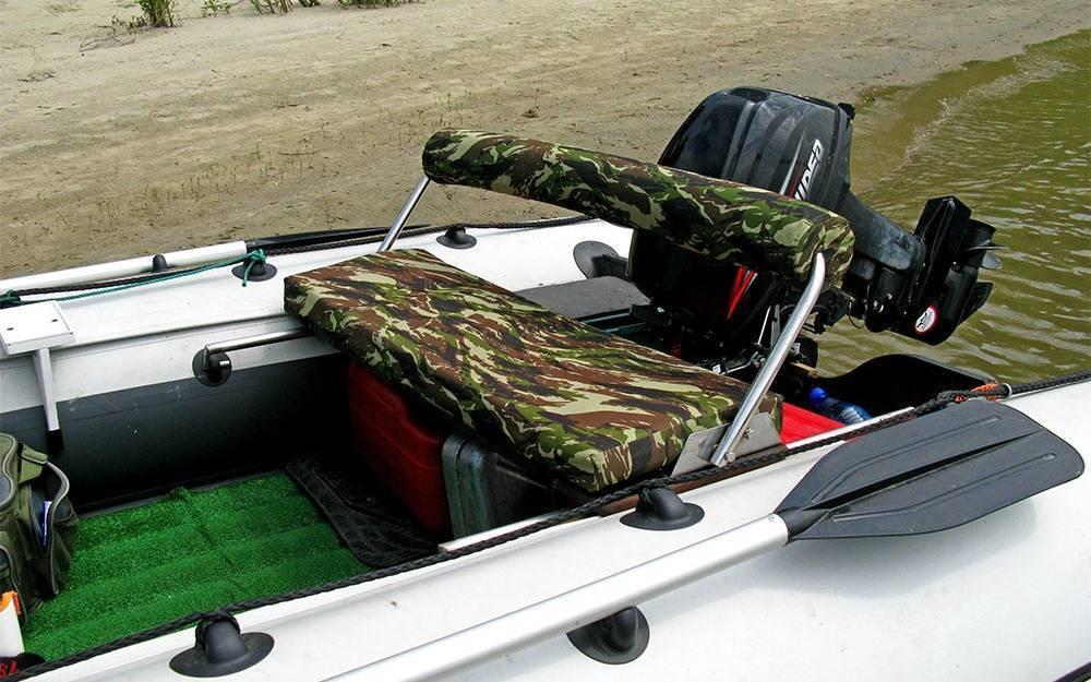 Тюнинг лодки пвх для рыбалки своими руками - про рыбалку
