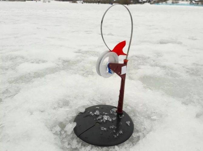 Ловля щуки на жерлицы по первому льду: поиск и тактика установки