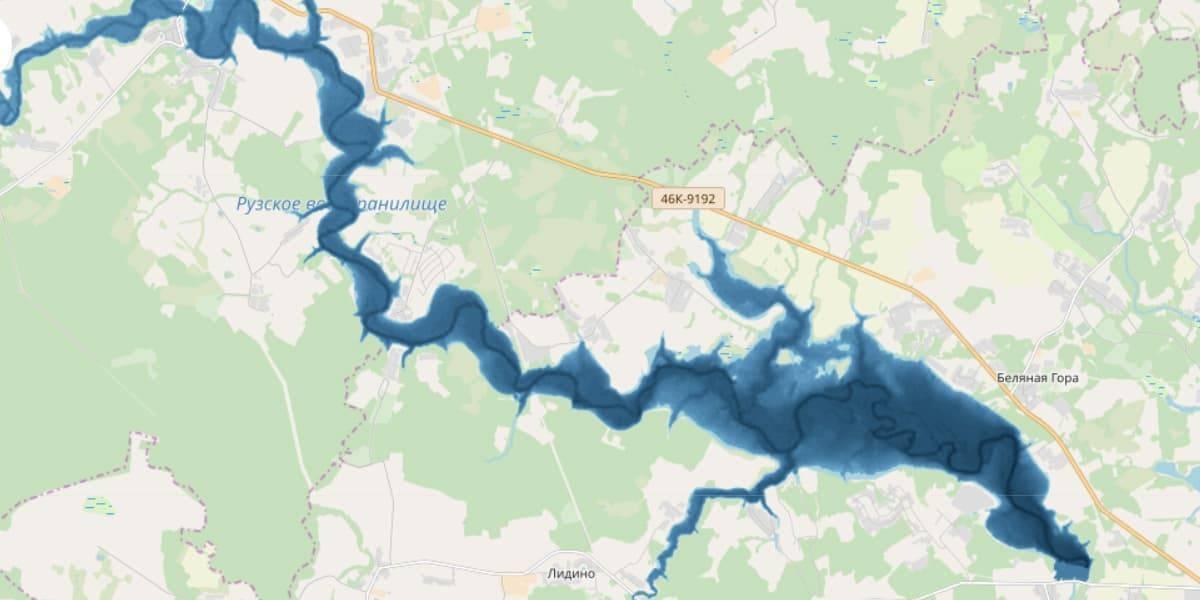 Рыбалка в пудышах: яузское водохранилище, карта с глубинами, рыболовные базы, отчеты, видео, ловля судака