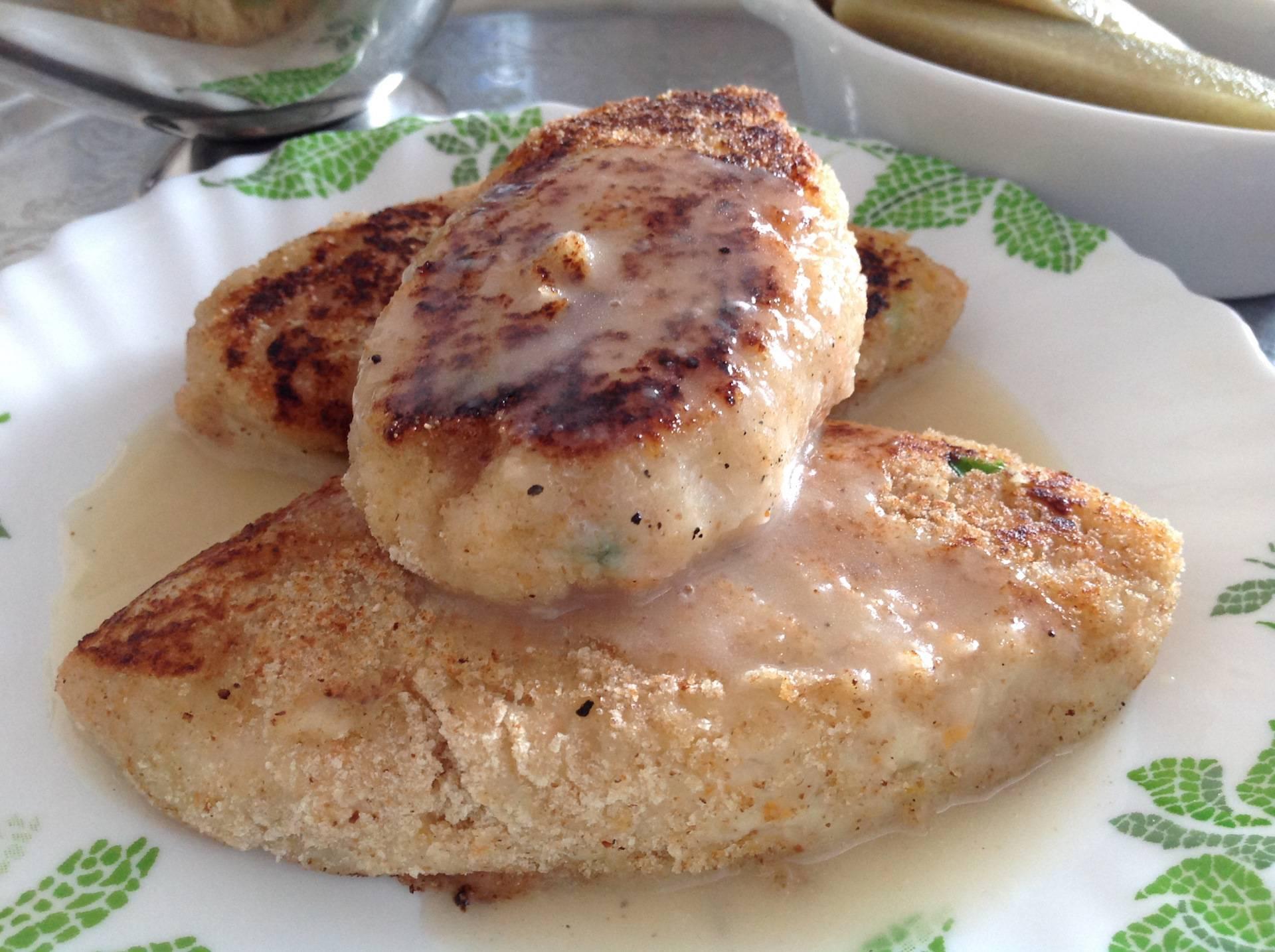 Очень вкусный соус к рыбным котлетам – рецепт приготовления