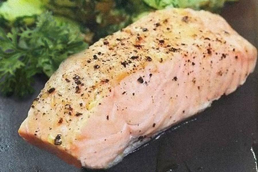 Рис с лососем и лимоном - рецепт для мультиварки - patee. рецепты