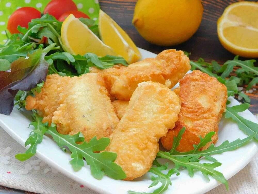 Кляр для рыбы: как приготовить по простым рецептам