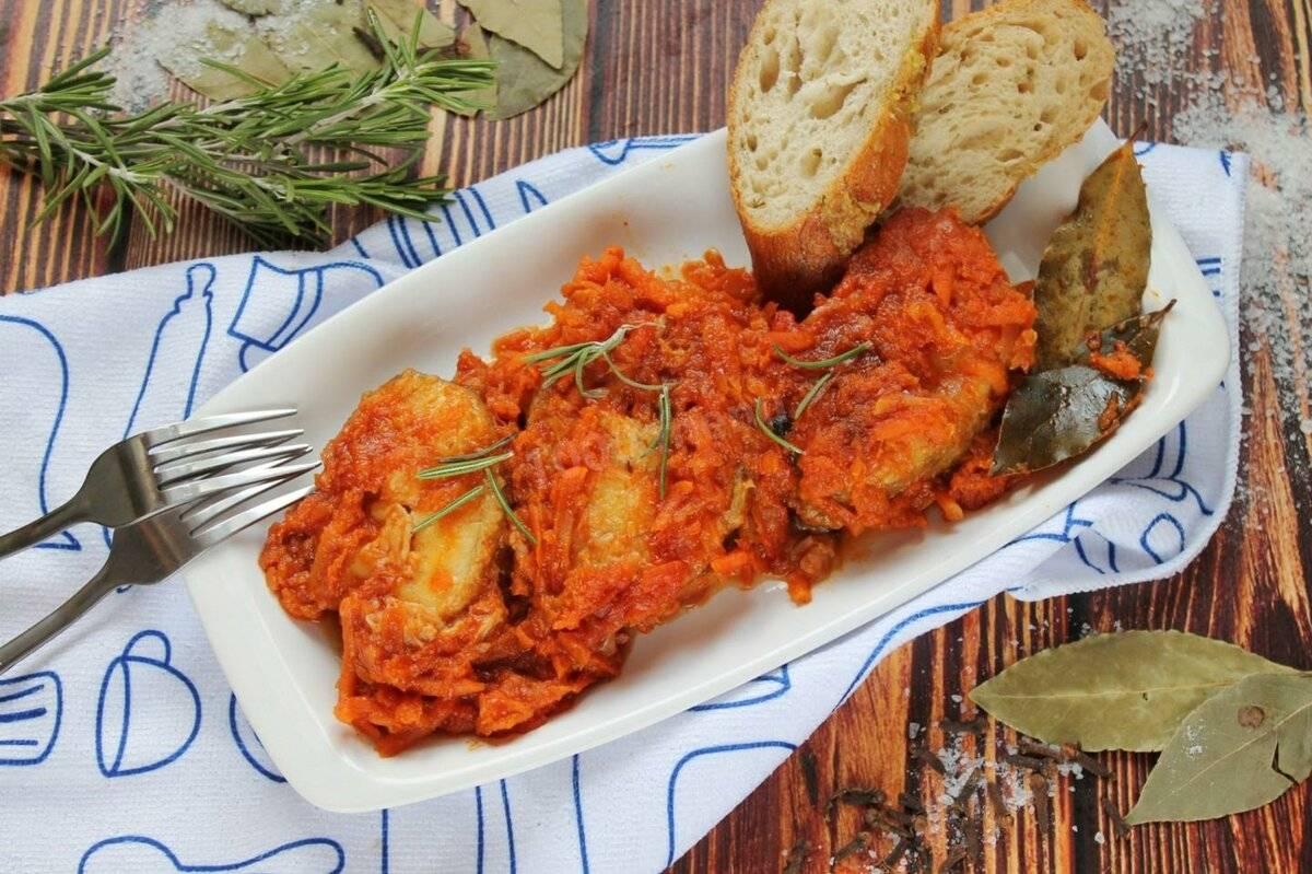Тилапия в духовке - 8 рецептов запеченного филе (с фото)