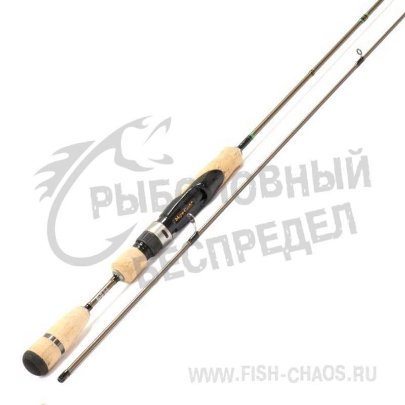 Рыболовный тест-драйв. Спиннинг Major Craft Trapara 662UL.