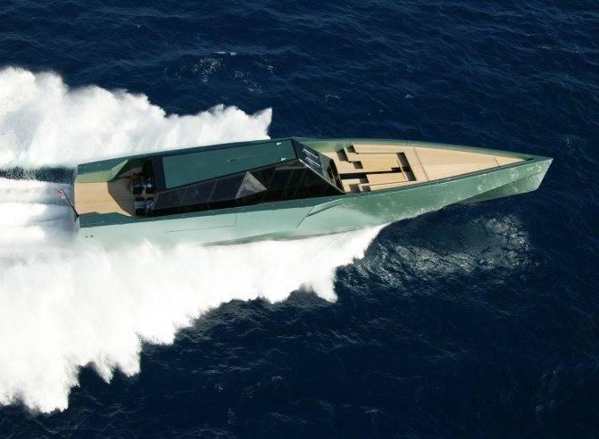 10самых быстрых вмире плавательных средств (10фото)