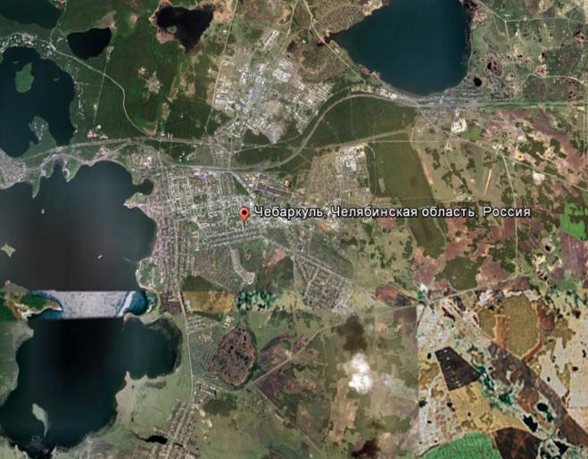 Озёра челябинской области