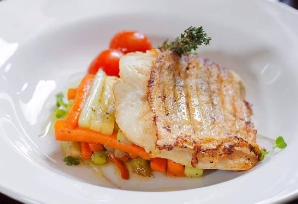 Судак запечённый – кулинарный рецепт