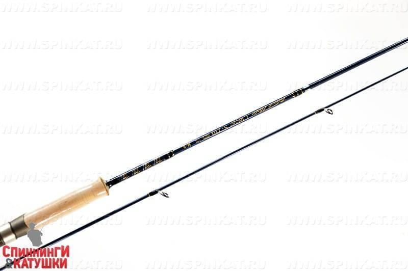Обзор cпиннинга black hole shotgun sgs 862h   рыбацкие истории: школа рыбалки