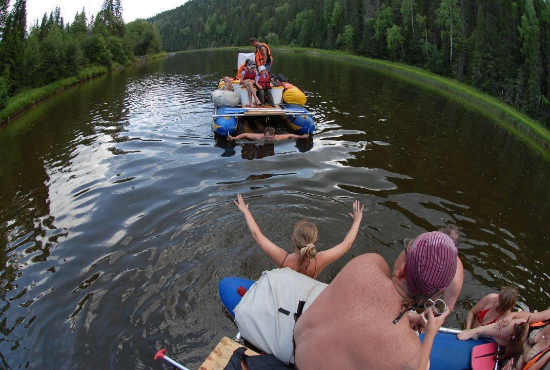 Река койва (пермский край): описание на карте, сплав, рыбалка, растения и животные