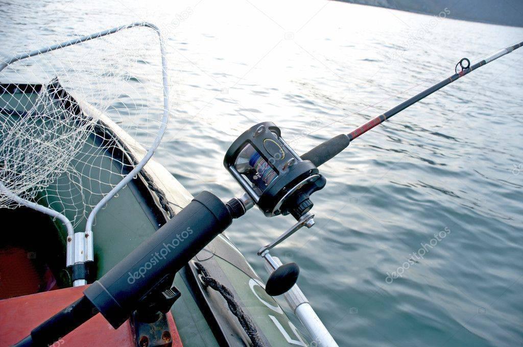 Ловля троллингом: необходимое снаряжение и особенности рыбалки