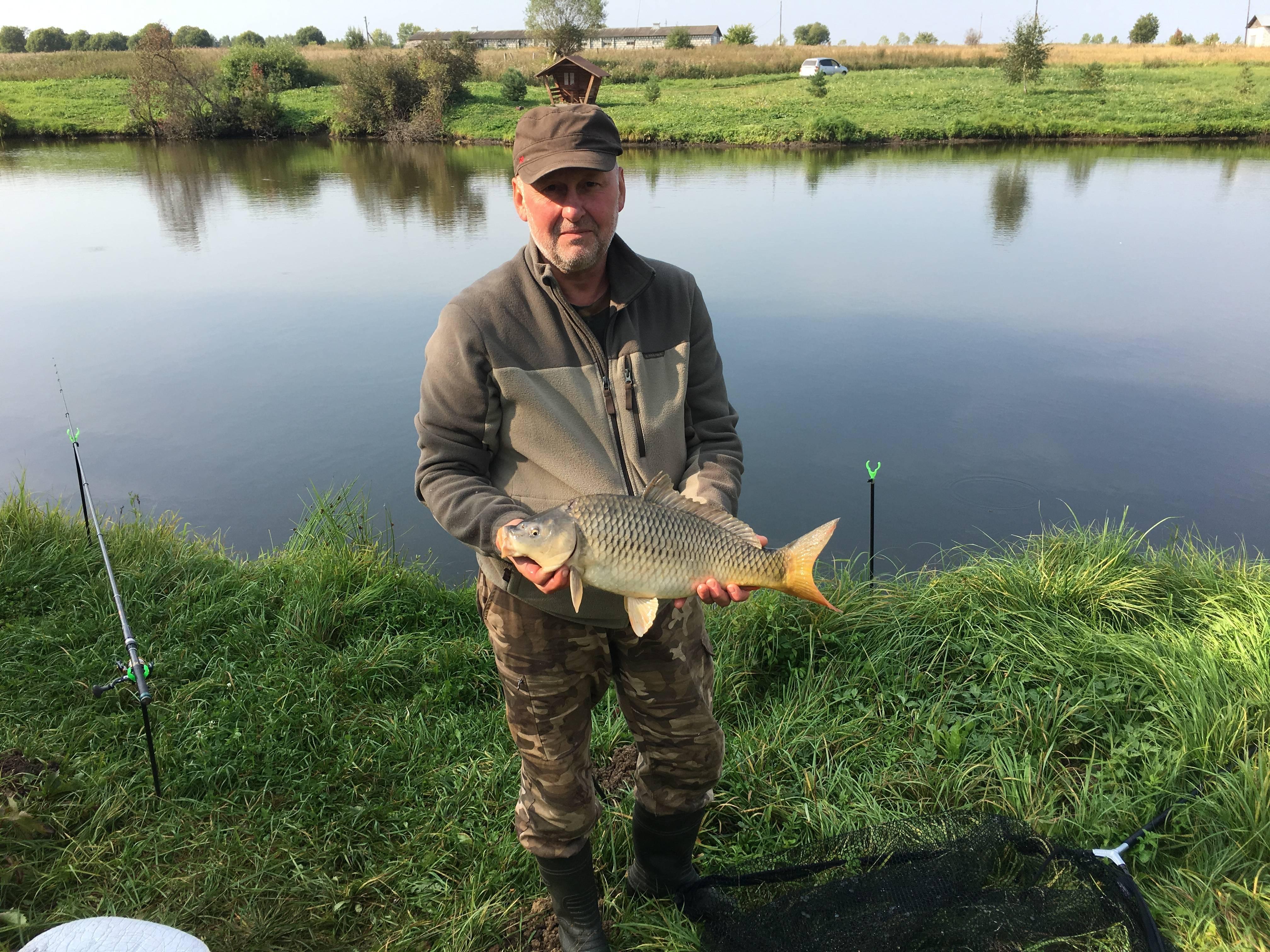 На рыбалку в нижегородскую область — что и где ловиться?