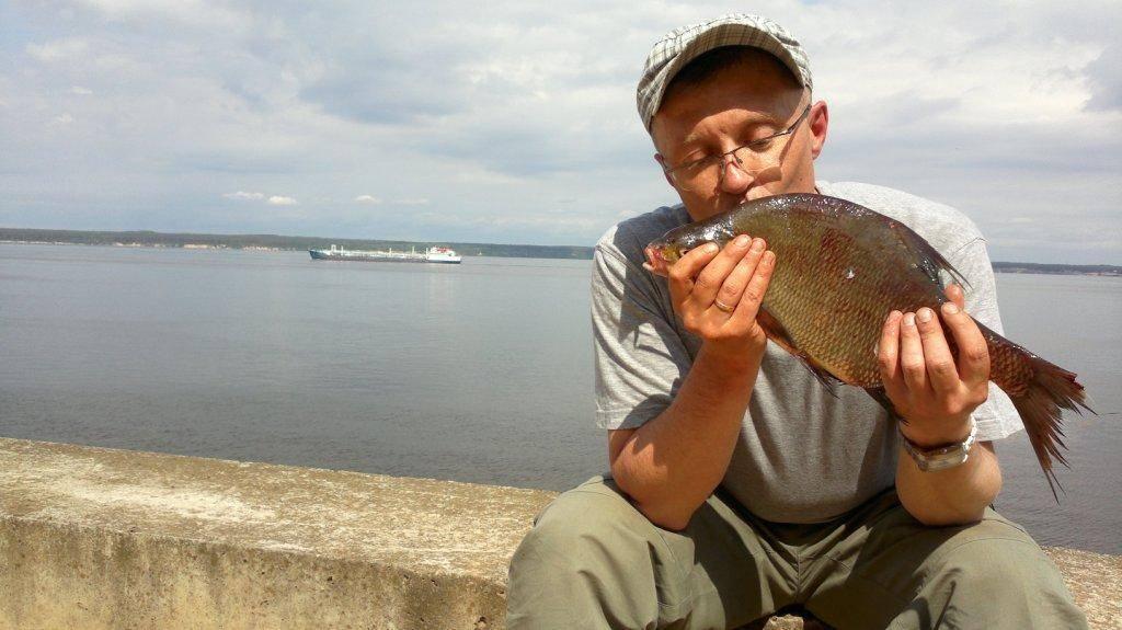 Рыбалка на базах отдыха чувашии