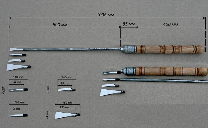 ✅ пешня для зимней рыбалки своими руками: чертежи, как сделать пешню из рессоры или напильника, характеристики, виды - tehnoyug.com