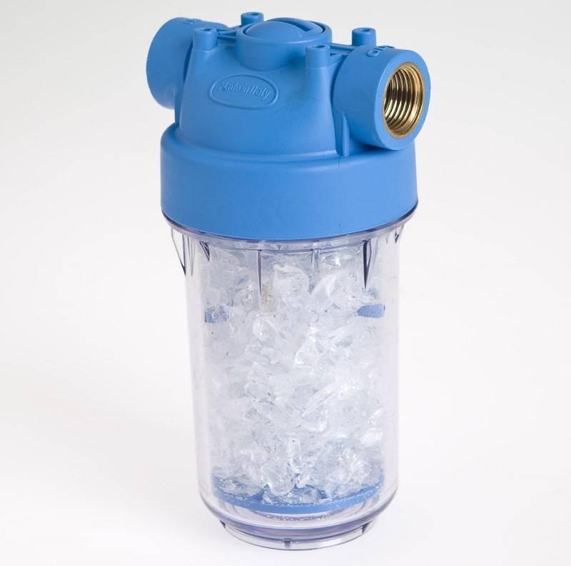 Проблема жесткой воды и способы ее умягчения в домашних условиях
