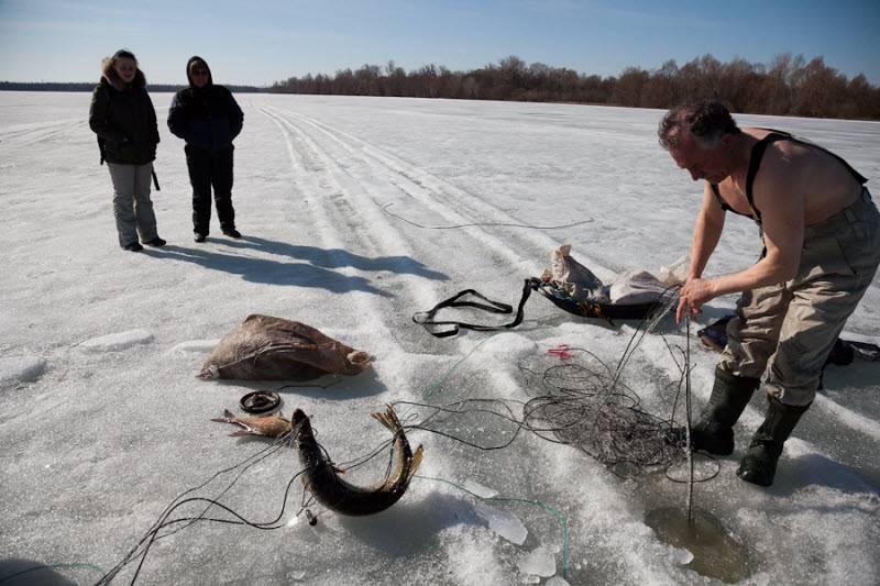 В какую погоду лучше ловить рыбу – основные факторы