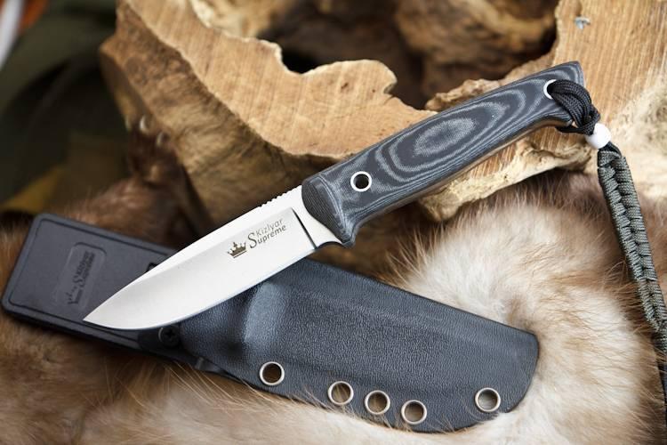 Охотничий нож. виды охотничьих ножей