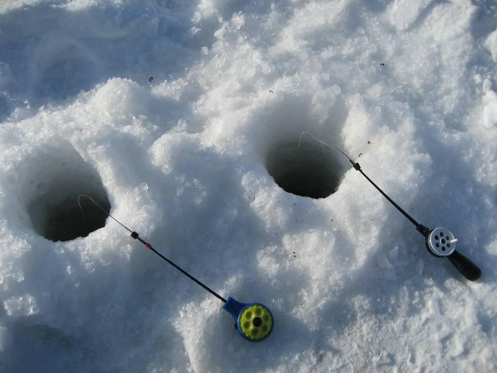 Ловля карася зимой на мормышку и зимний поплавок - видео и фото