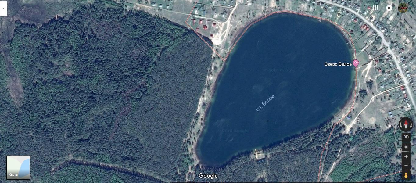 Тохколодское (юкковское) озеро