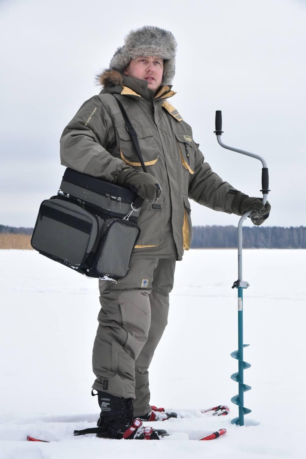 Что нужно для зимней рыбалки новичкам любителям подлёдного лова