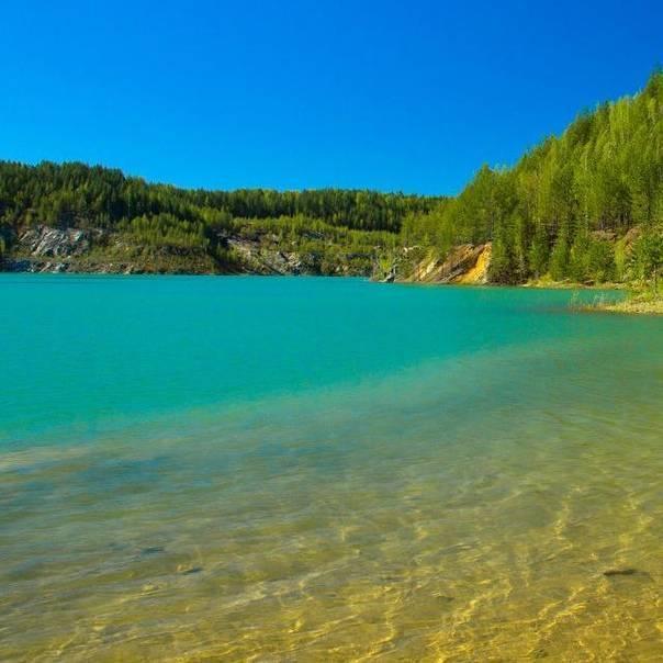 Множество озер навашинского района нижегородской области. озера нижегородской области - семейный досуг