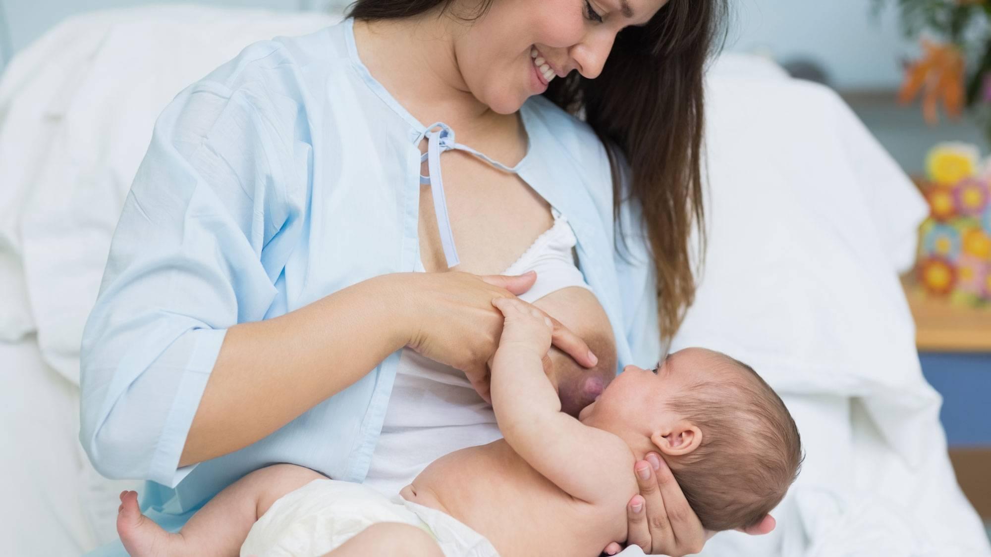 Как подготовить грудь к кормлению: как мыть, упражнения