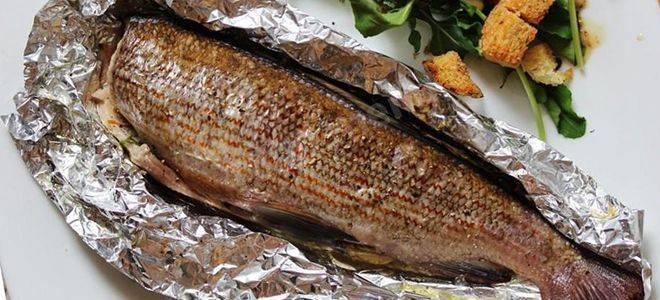 Вкусные блюда из хариуса - рыбалка