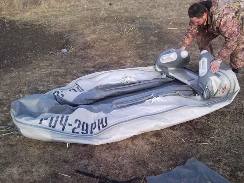 Как правильно сложить надувную лодку пвх: инструкция (видео и фото)