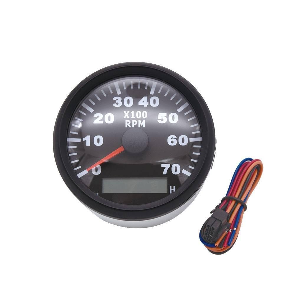 Тахометр для лодочного мотора: виды, инструкция и установка, лучшие модели, отзывы