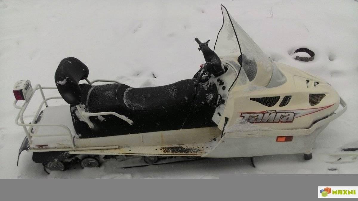 Расход топлива снегоходов тайга, буран, tiksy